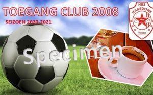 VIP 2008 - Specimen